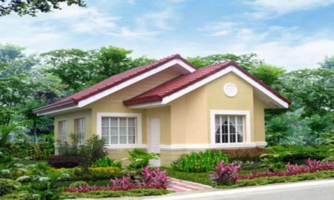 Small house exterior design ideas classic exterior house for Classic house design