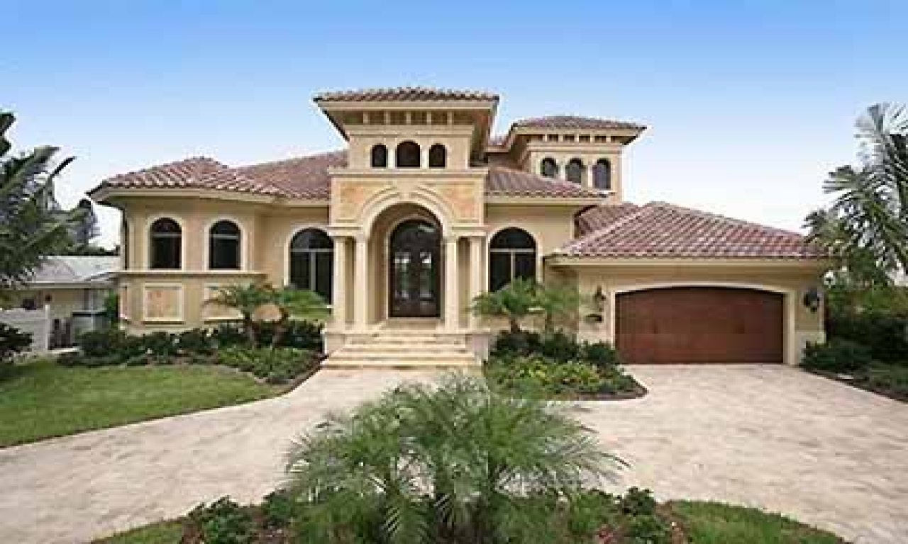 Spanish Ranch Homes Design Spanish Style Home Design In