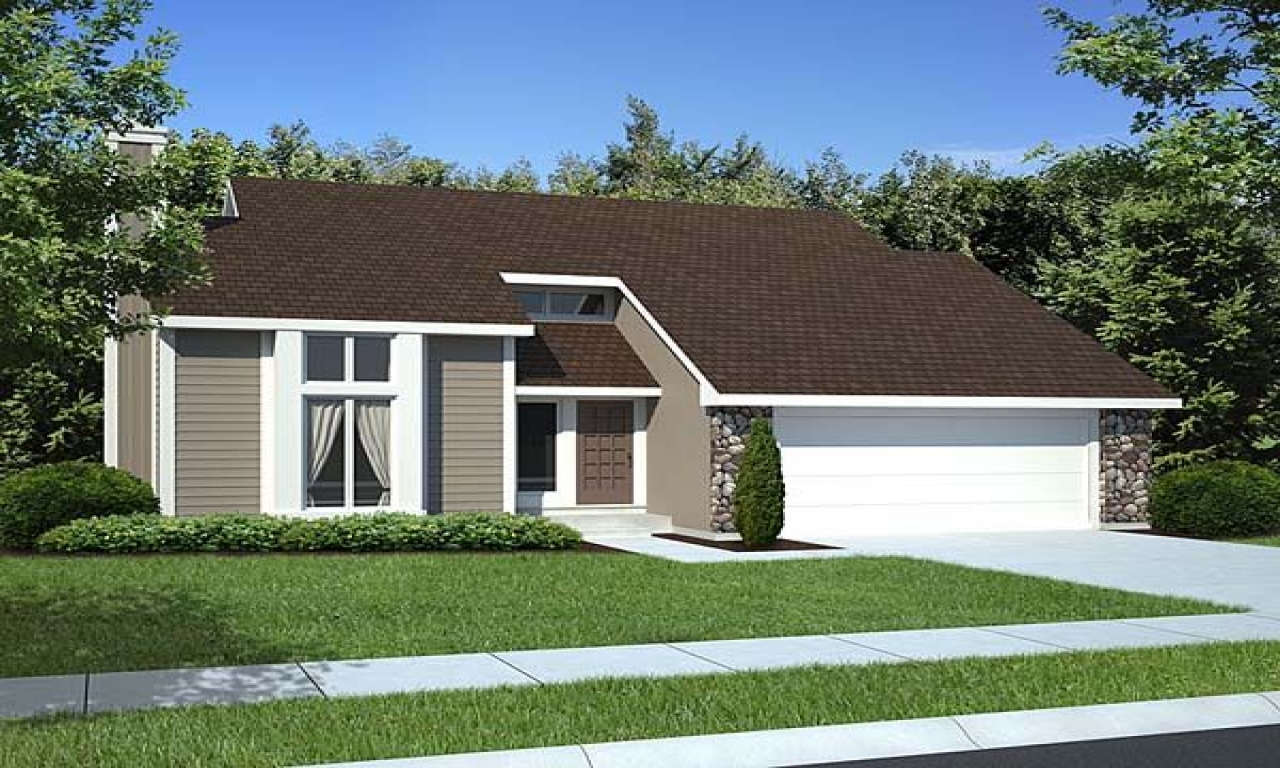 Small Contemporary House Plans Small Cottage House Plans