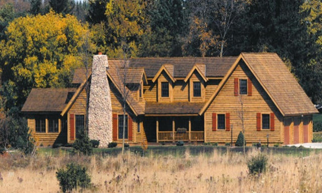 Log Cabin Home Designs Floor Plans Log Cabin Homes Inside