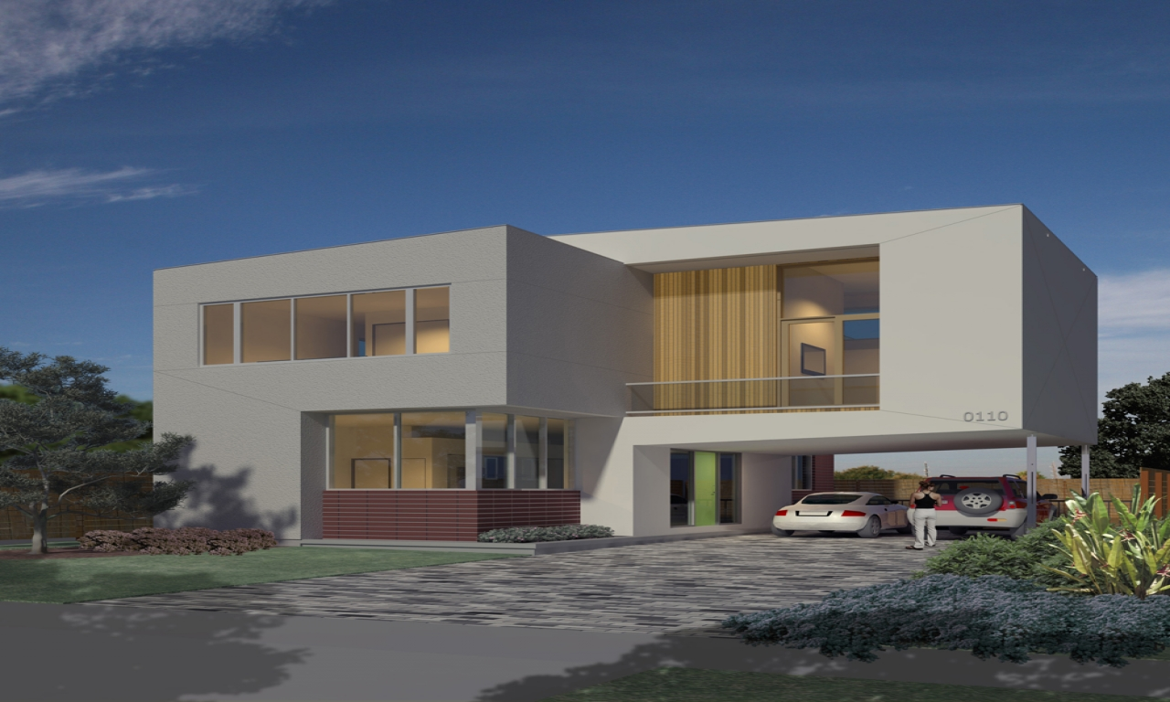 Cool house blueprints cool house design cool modern house for Cool building designs
