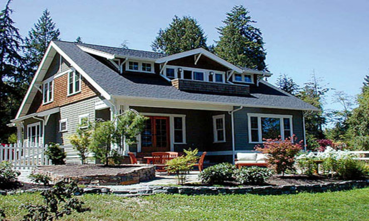 Old style bungalow home plans craftsman bungalow style for Bungalow company plans