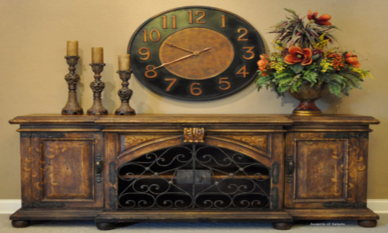 Rustic Tuscan Furniture Old World Tuscan Furniture