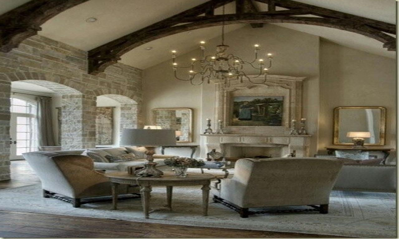living room with beams vaulted ceiling living room  old