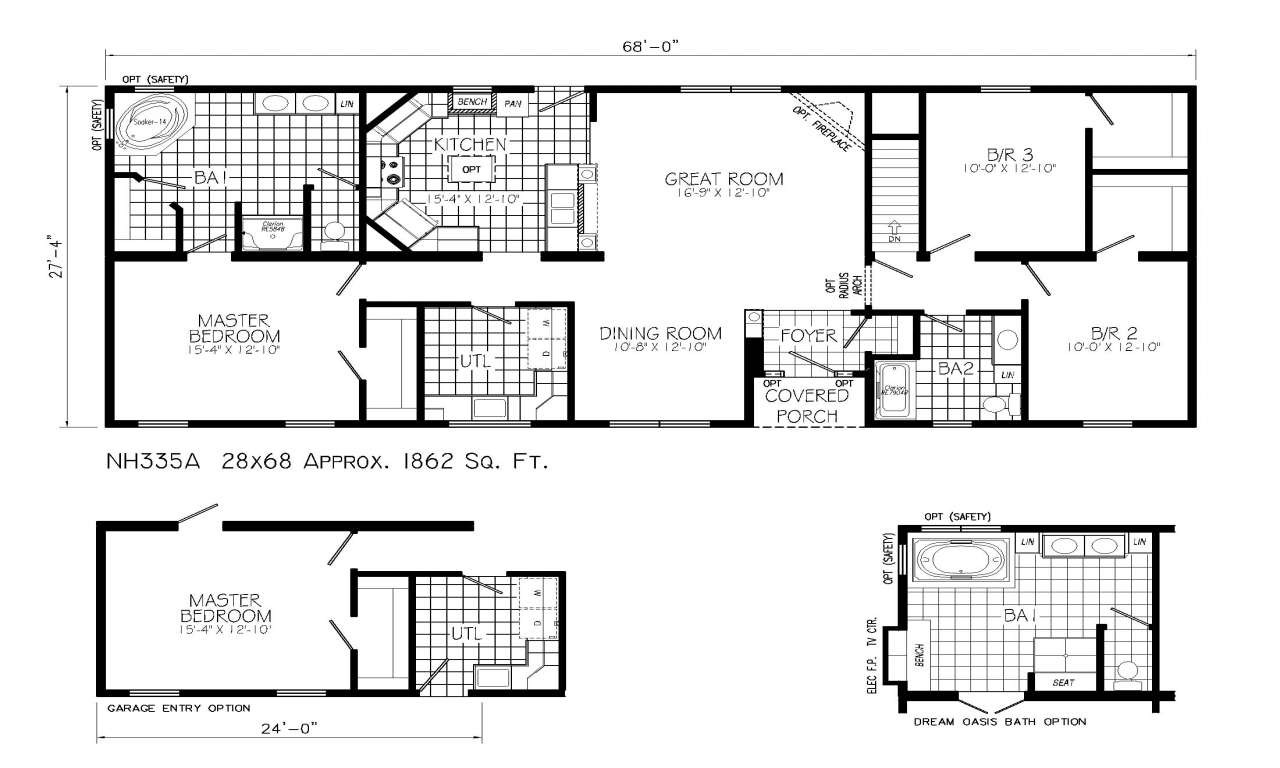 Ranch house floor plans rustic ranch house plans floor for Rustic ranch style house plans