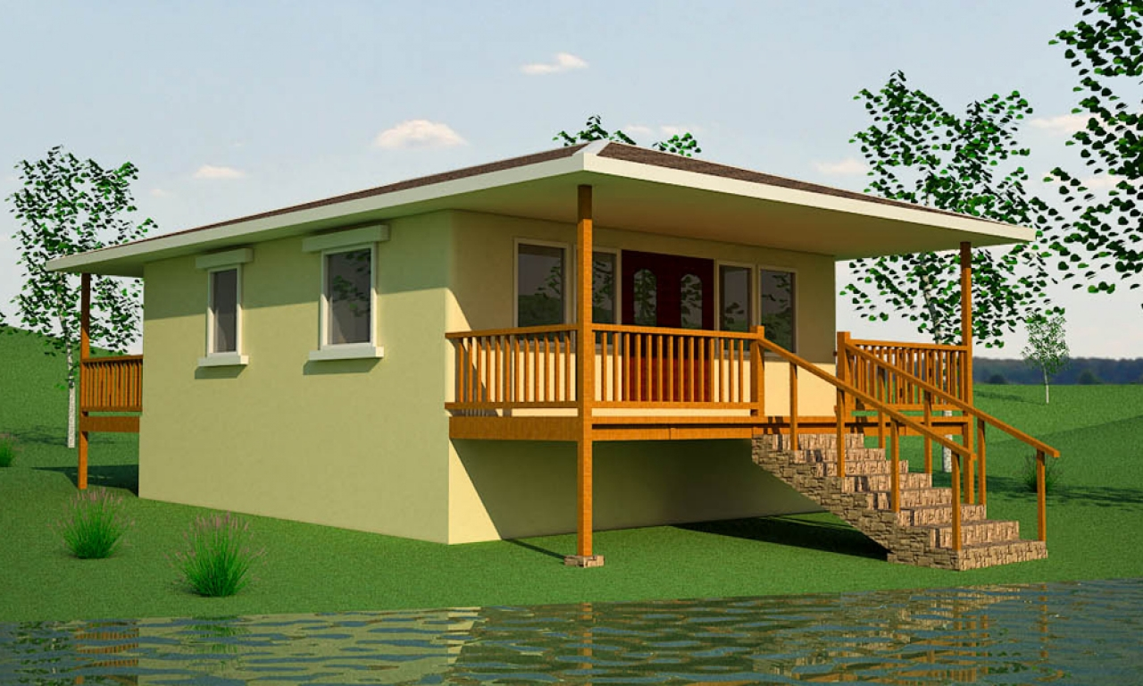 Beach Cottage Small House Plans Small Beach House Plans