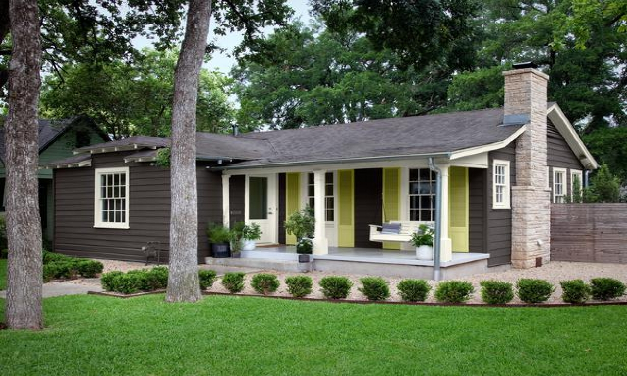 Economical small cottage house plans small cottage house exterior color beach cottage exteriors - Colorful house plans ...