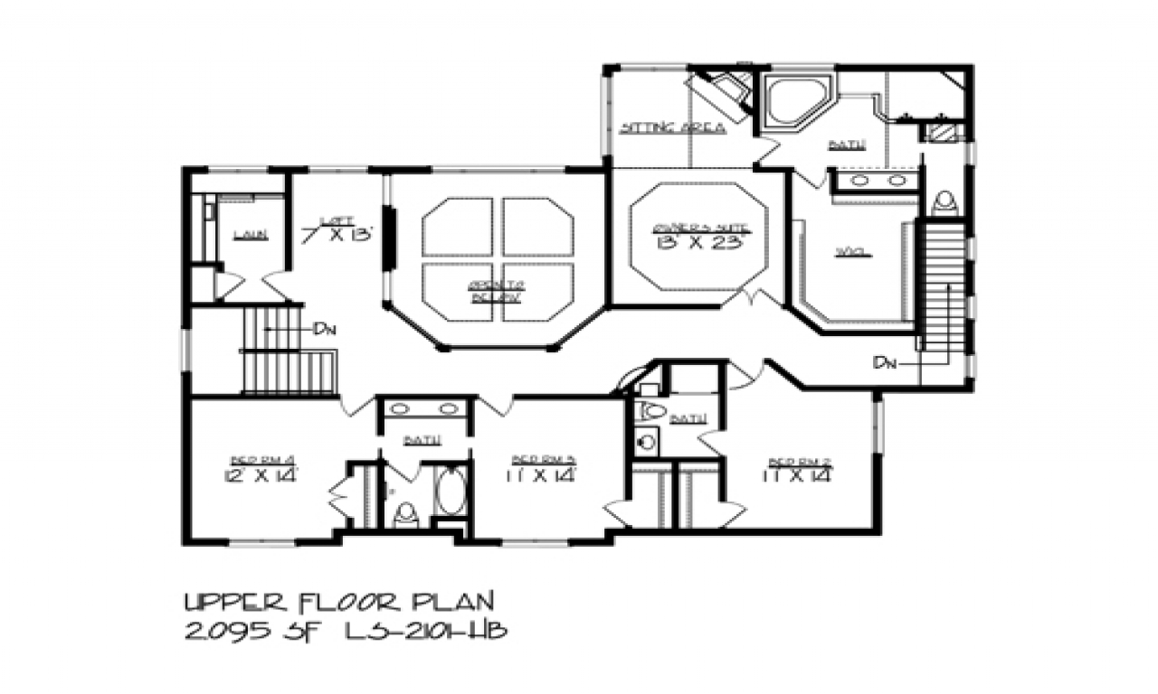 Lake house floor plan lakefront house plans lakehouse for Lake home floor plans