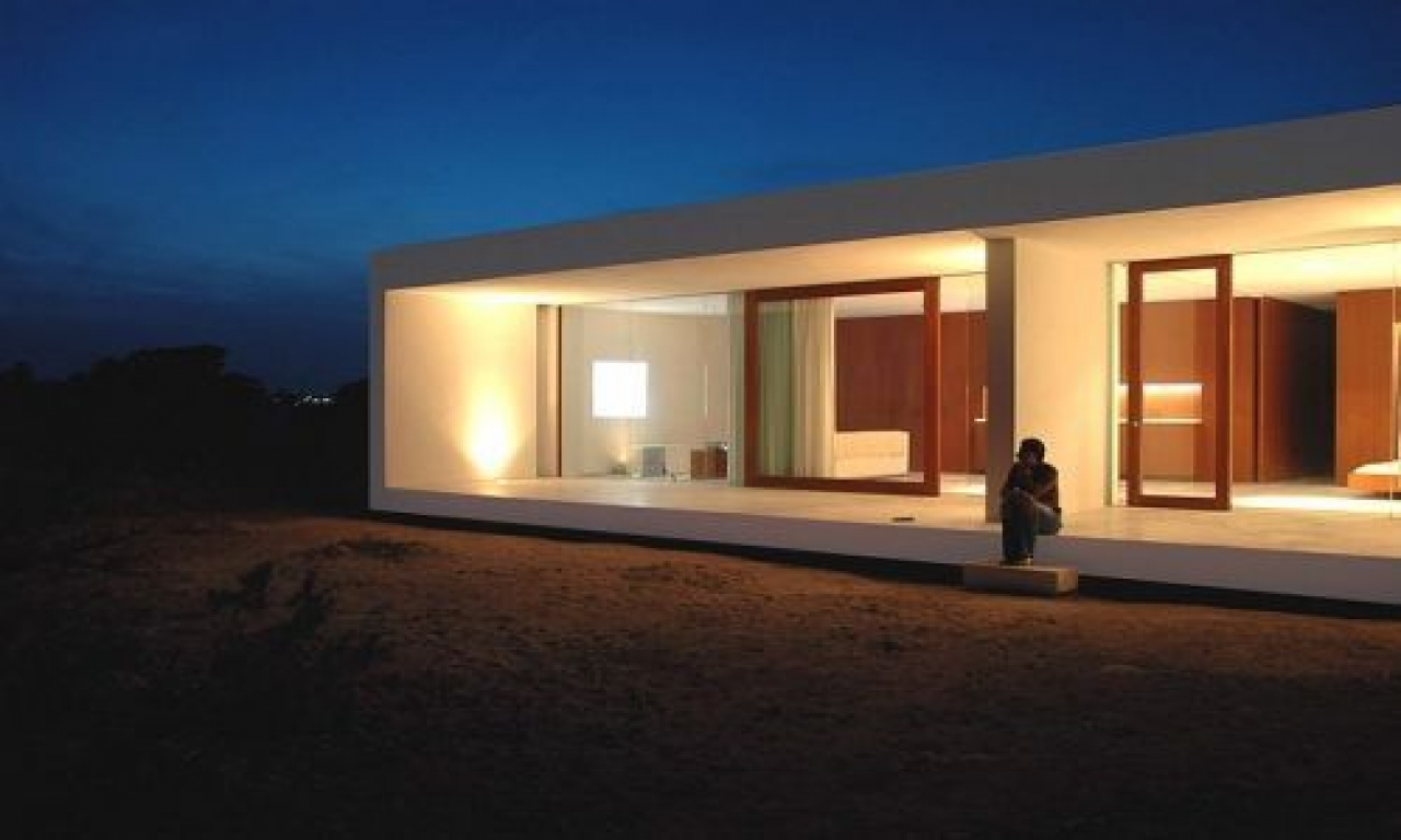 Minimalist house design modern minimalist home design for Minimalist ranch house