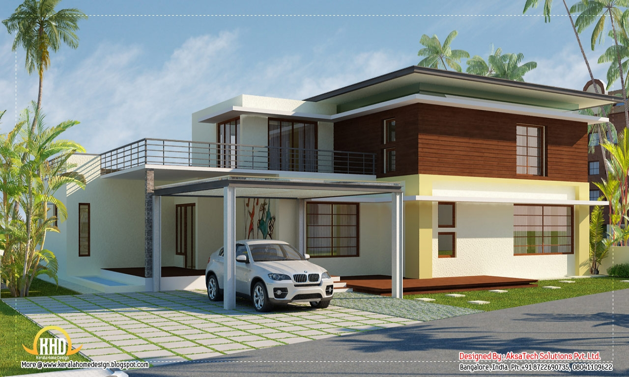 Front Elevation House Dubai : Dubai modern house elevation