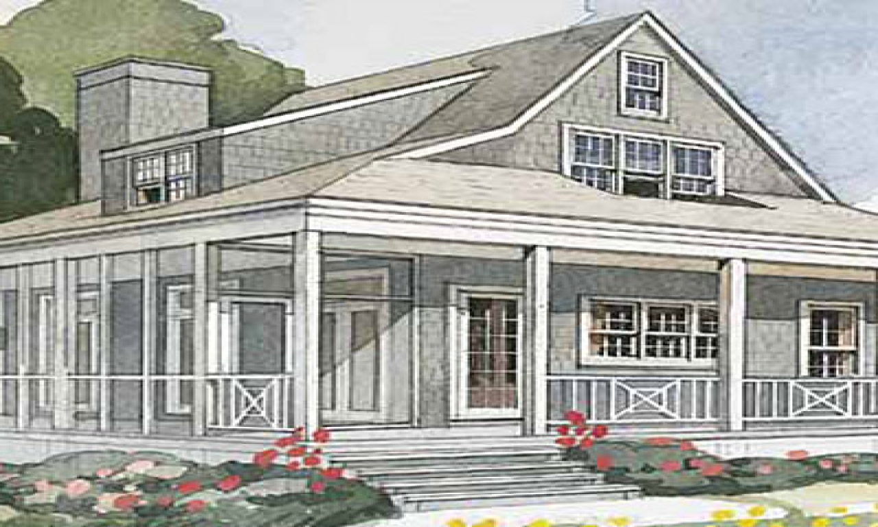 Coastal living cottage house plans beach cottage interior for Coastal cottage style homes
