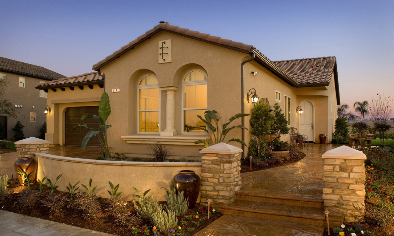 Tuscan Villa Floor Plans: Tuscan Villa House Designs Italian Villa Courtyard House