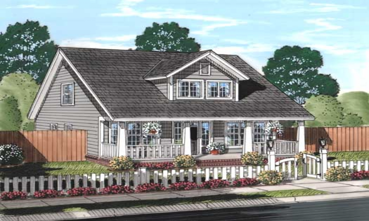 Modern bungalow house plans bungalow style house plans for New bungalow style homes