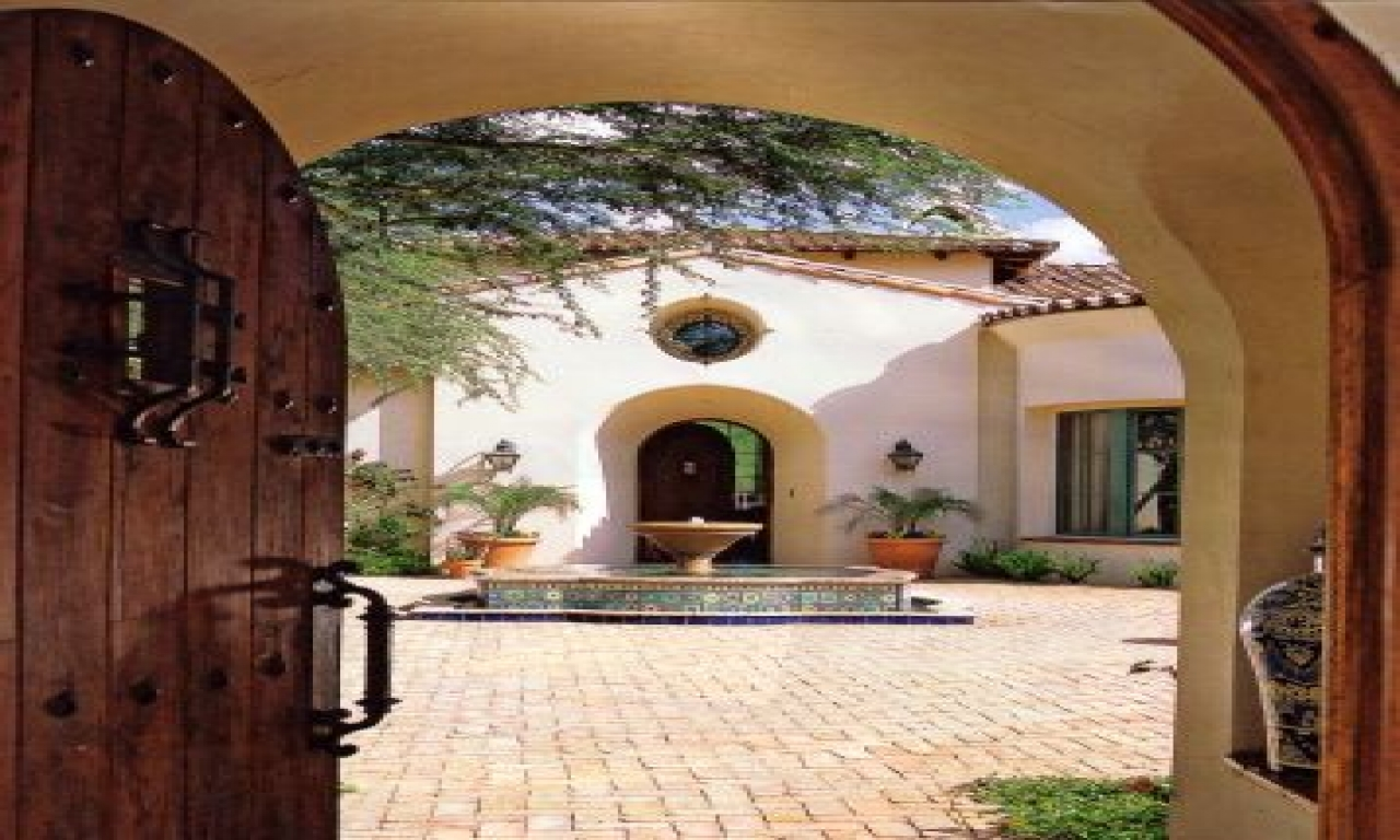 Spanish Homes Designs With Courtyard Home Plans on contemporary modern home plans, vintage home plans, center open home plans, architecture courtyard design plans, spanish villa plans, traditional spanish floor plans, spanish contemporary home plans, old world italian home plans, dan sater's mediterranean home plans, spanish style homes with courtyards,