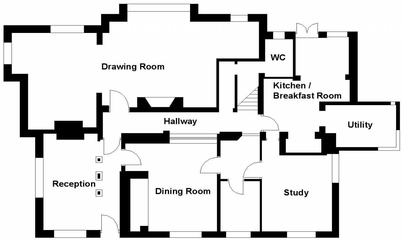 Sample Floor Plans Dimensions