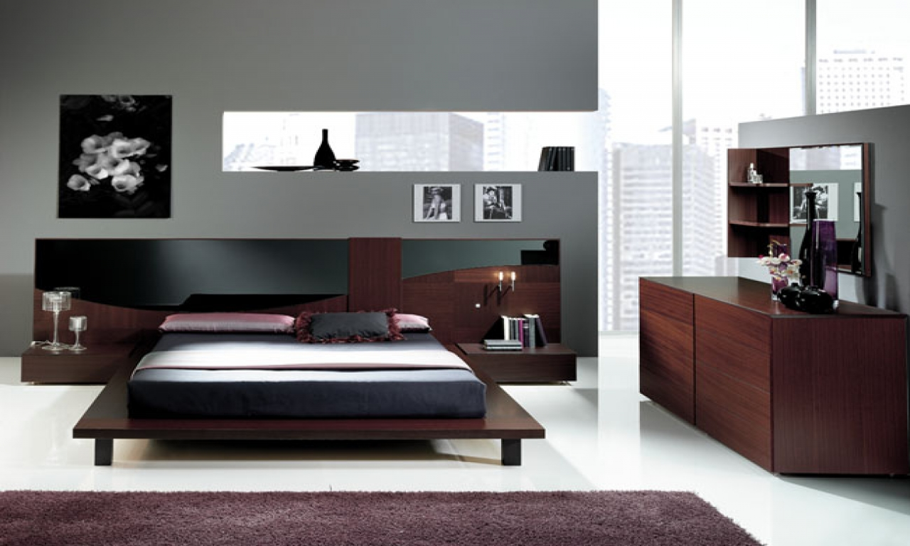 Contemporary Bedroom Furniture Queen Bedroom Furniture