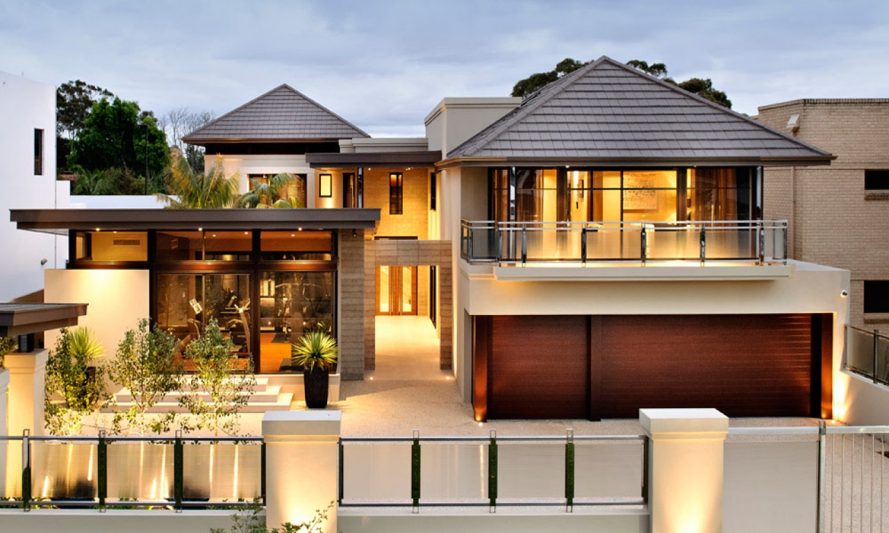 Contemporary Home Modern House Australia Inexpensive