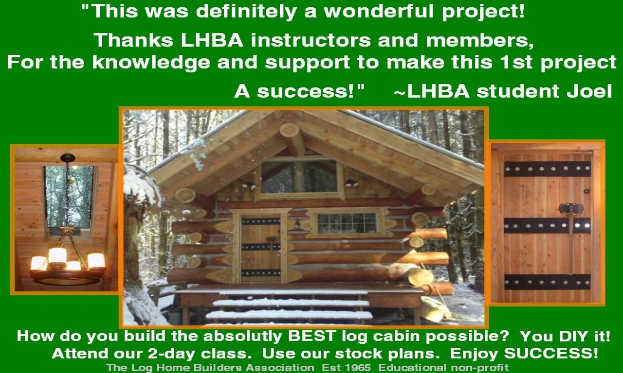 How to build a log cabin yourself how to build a glider for How to build a house yourself