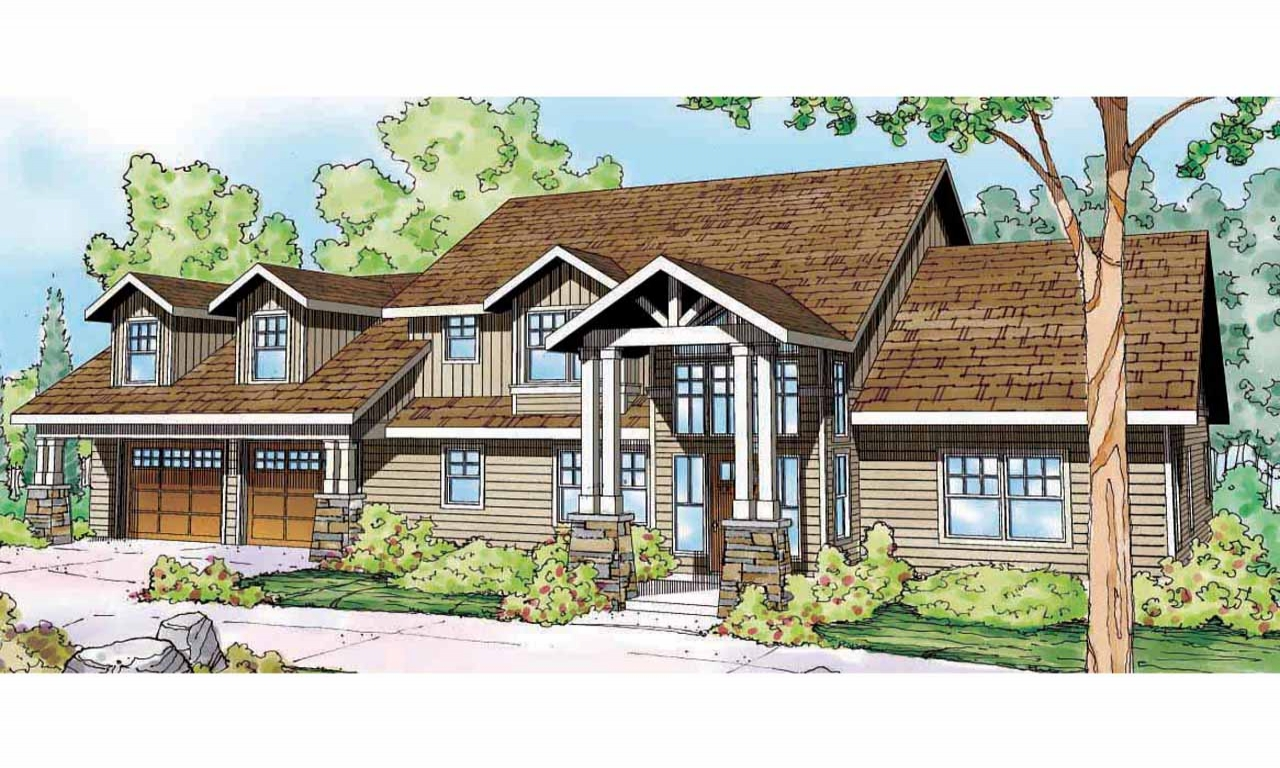 Rustic lodge style house plans lodge style house plans for Cabin style floor plans