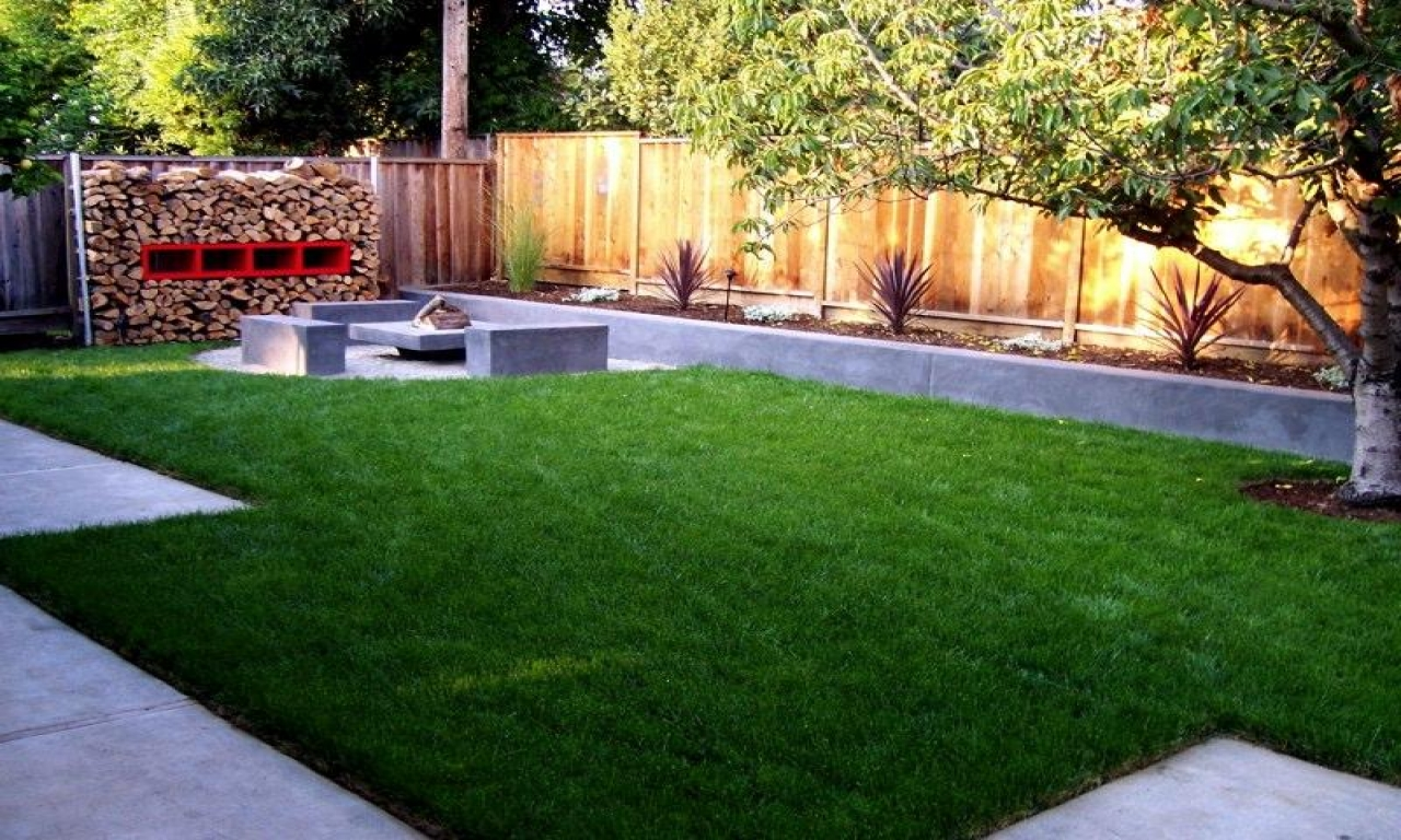 Landscaping Ideas For Small Yards Small Back Yard