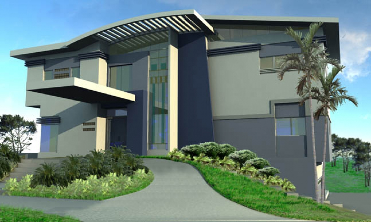 Ultra modern house designs ultra contemporary - Modern contemporary house plans designs ...