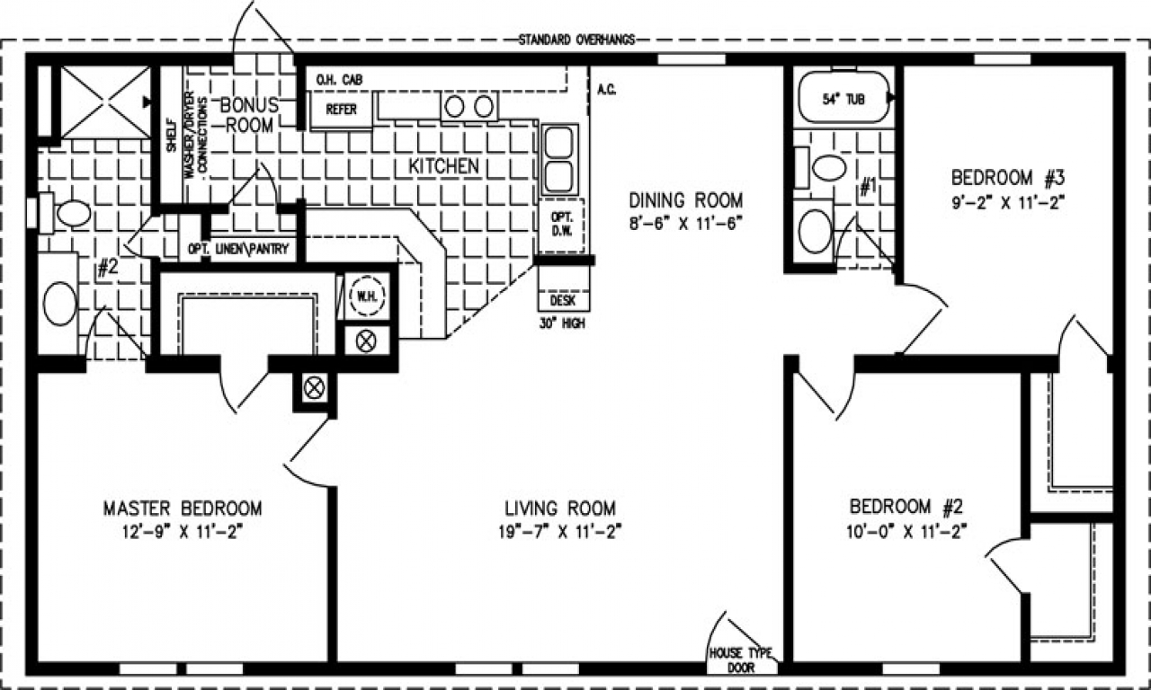 1000 sq ft home kit 1000 sq ft home floor plans house plans for 1000 sq ft for Home design in 1000 sq ft space