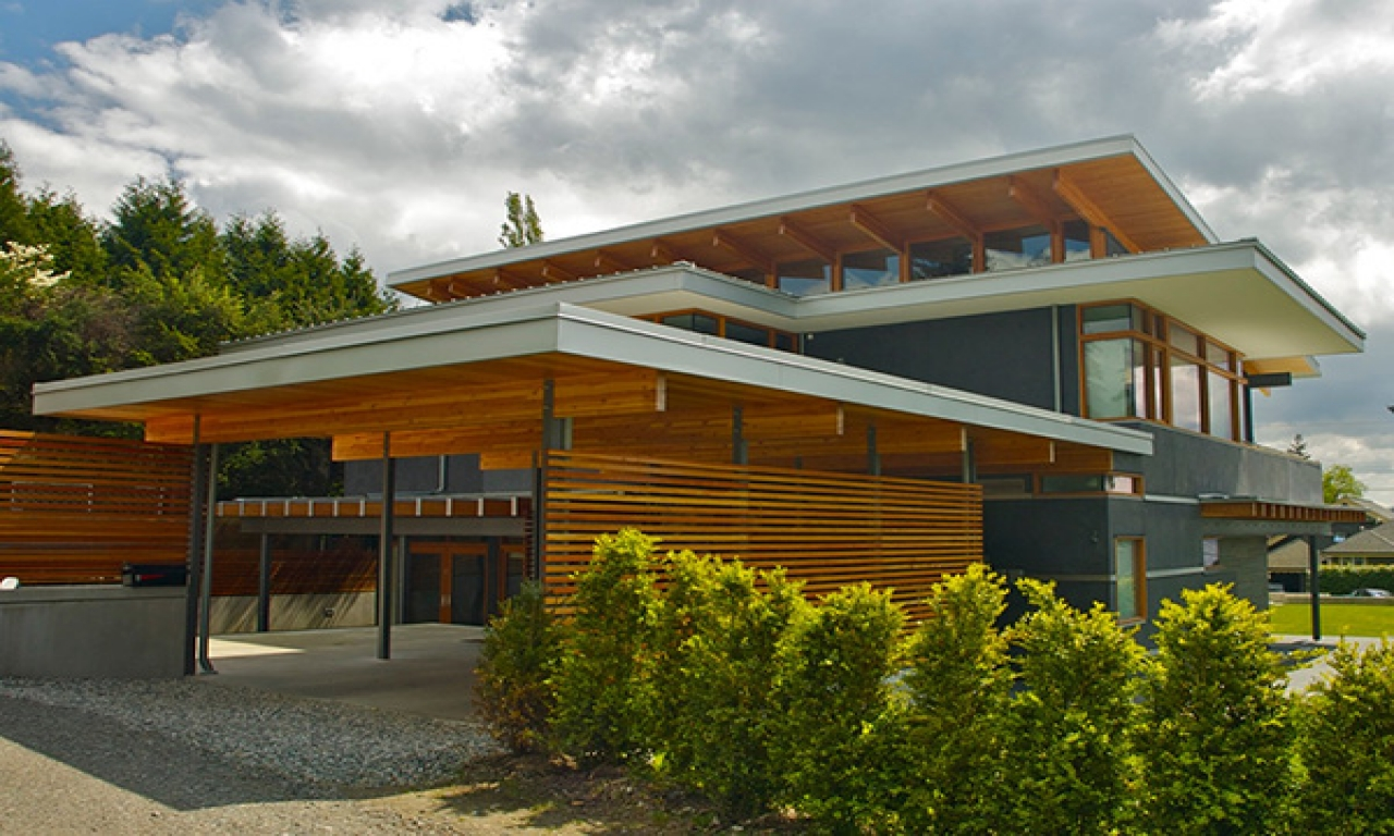 West coast modern architecture modern residential for Contemporary residential architects