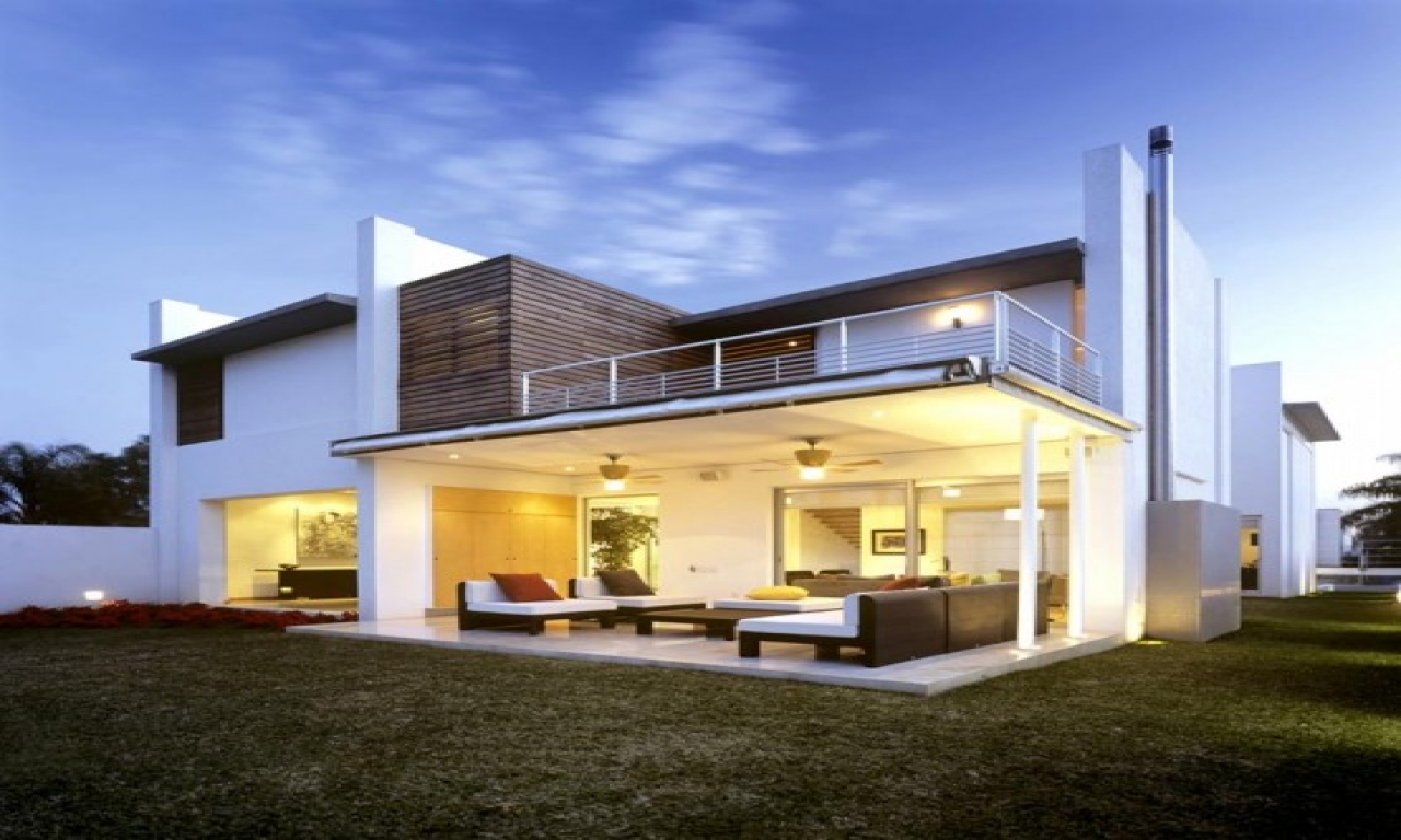 Modern house architecture modern contemporary house design for Home design 9 x 10