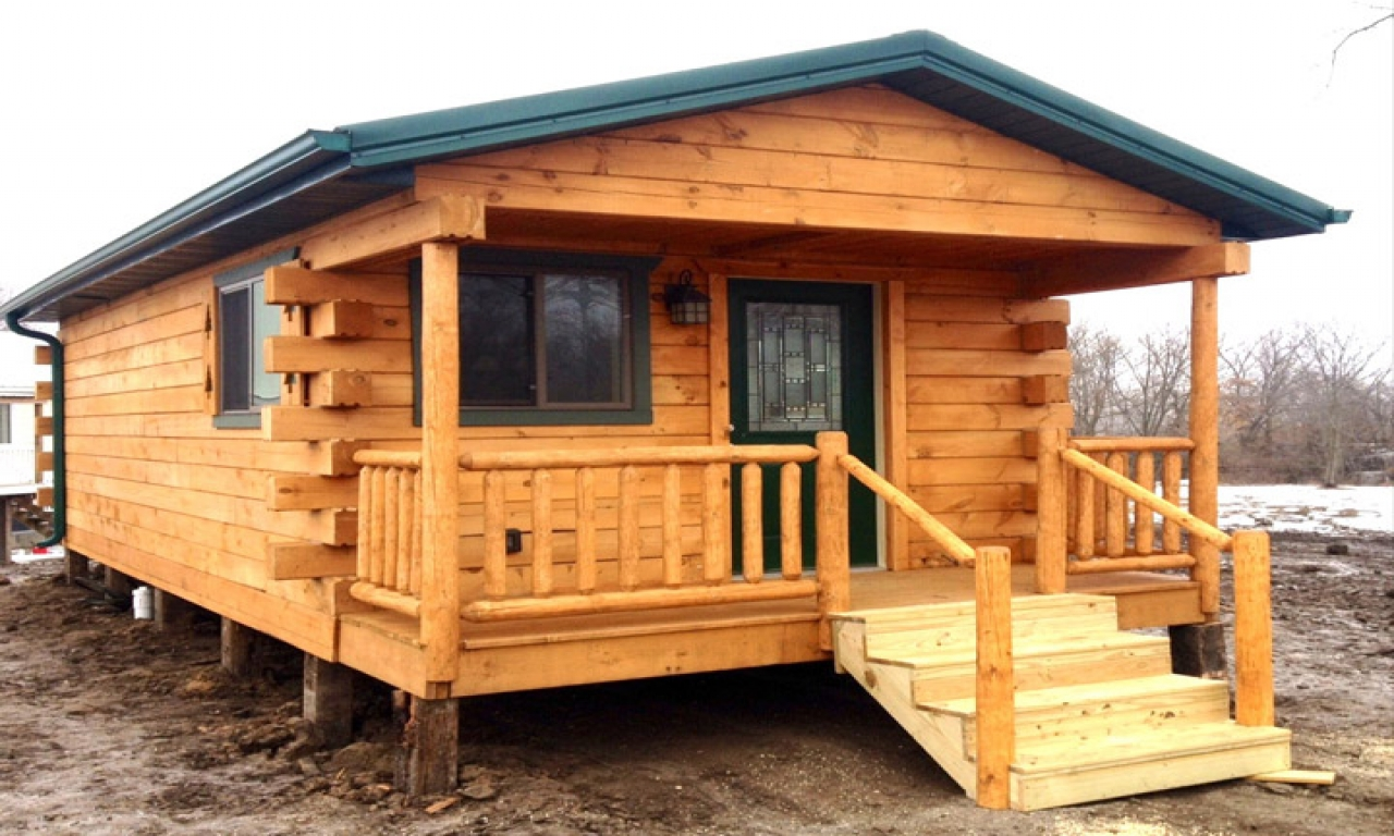 Cabin style mobile homes rustic cabin mobile homes cabin for Mobel stylisch