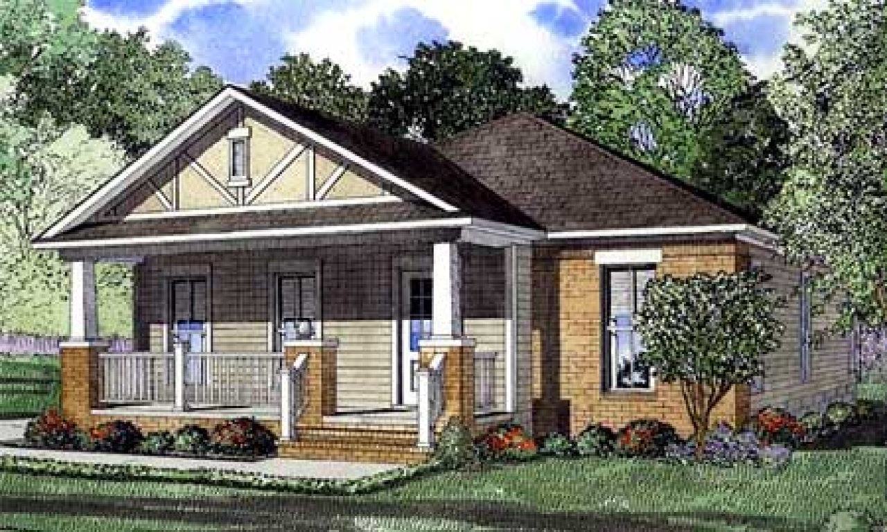 American Bungalow House Plans Craftsman Bungalow House
