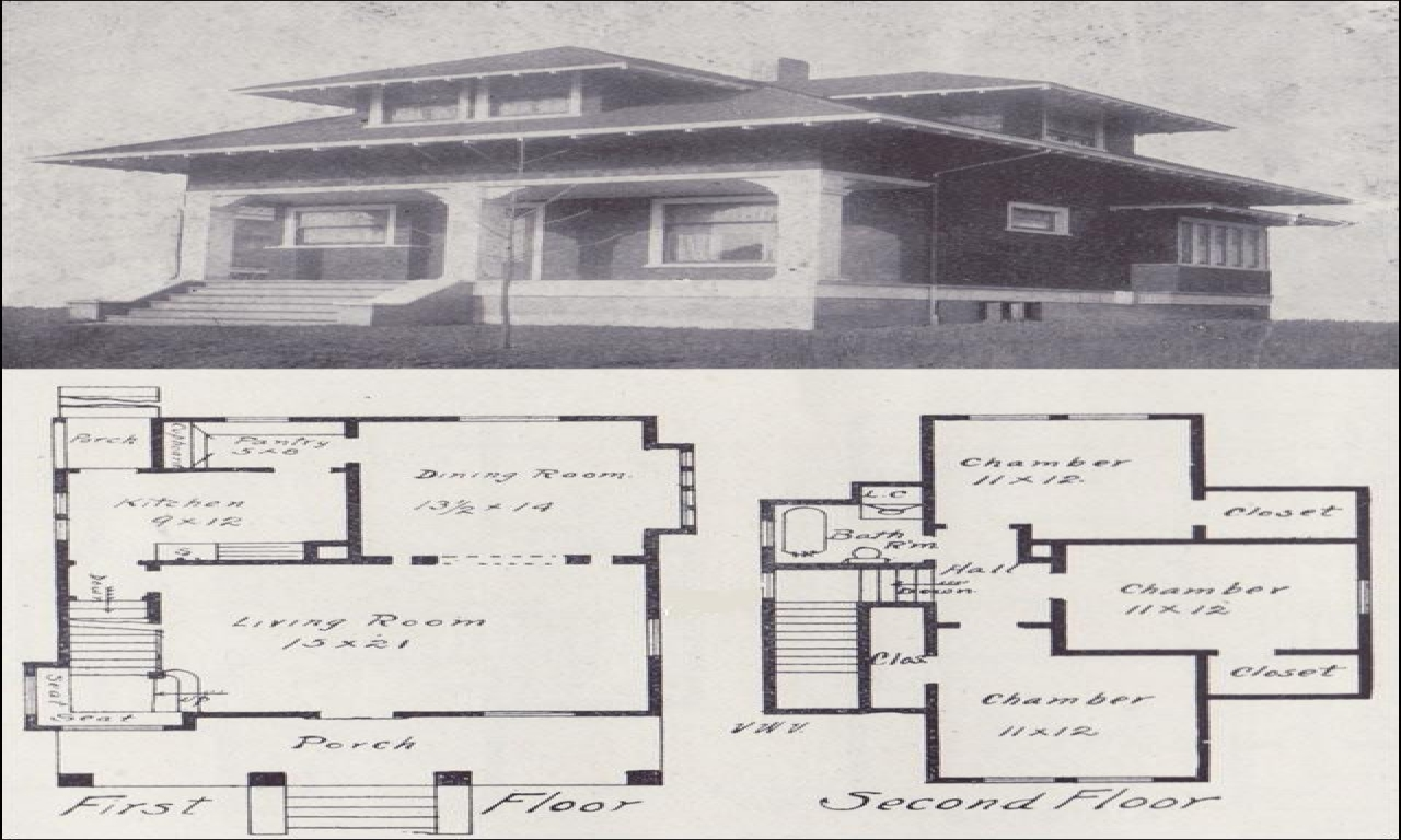 Old craftsman bungalow house plans craftsman bungalow Old ranch house plans