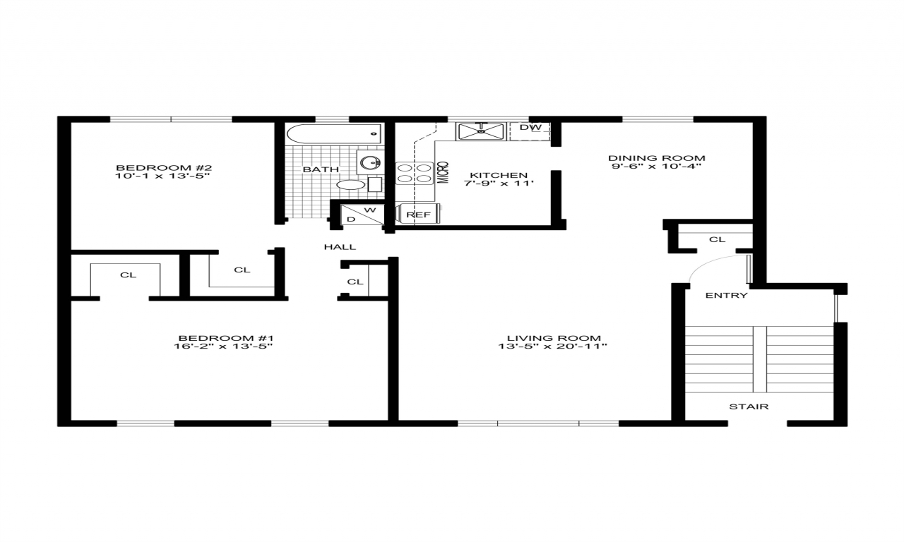 Simple house designs and floor plans simple modern house for Homes and floor plans