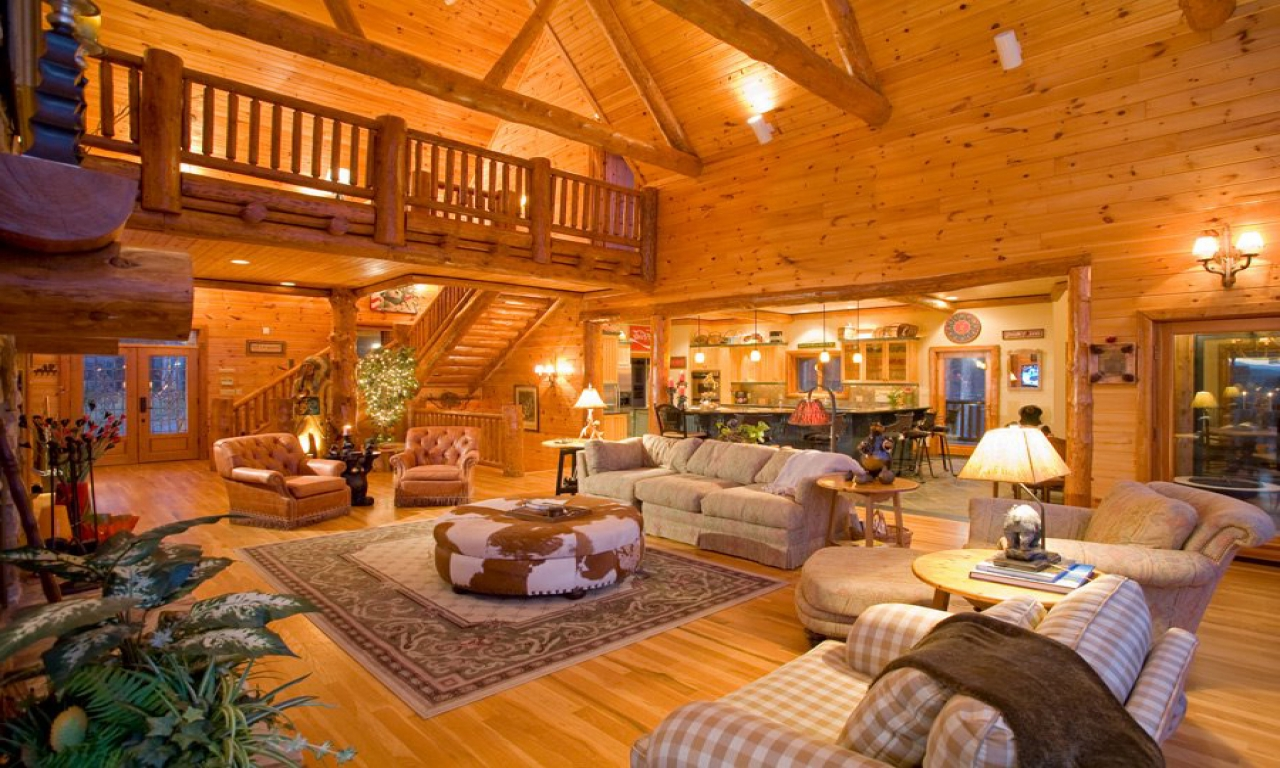 Luxury cabins smoky mountains private secluded smoky for Mountain luxury