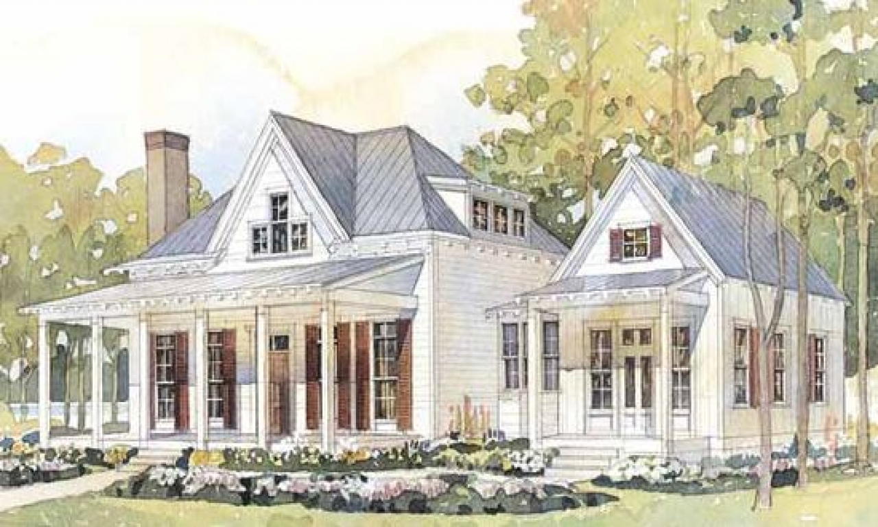 House Plans Southern Living Cottage Of The Year Country