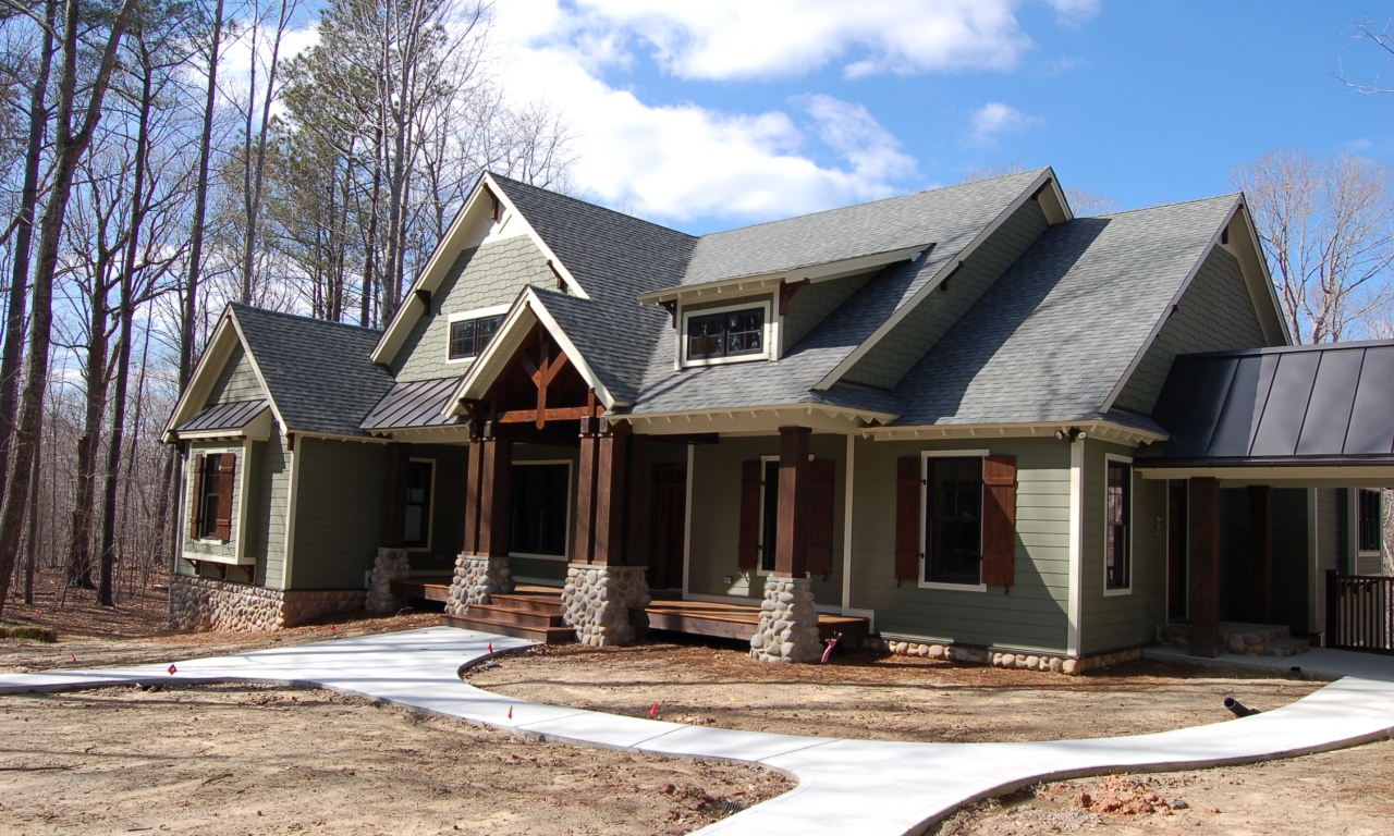 Modern Craftsman Style Homes Craftsman Style Homes With
