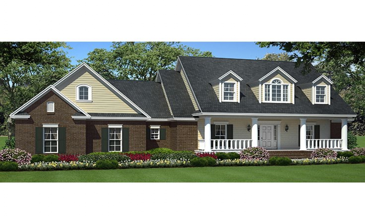 Low Country Home Plans Ranch House Plans With Laundry Room With 2 Master Bedrroms