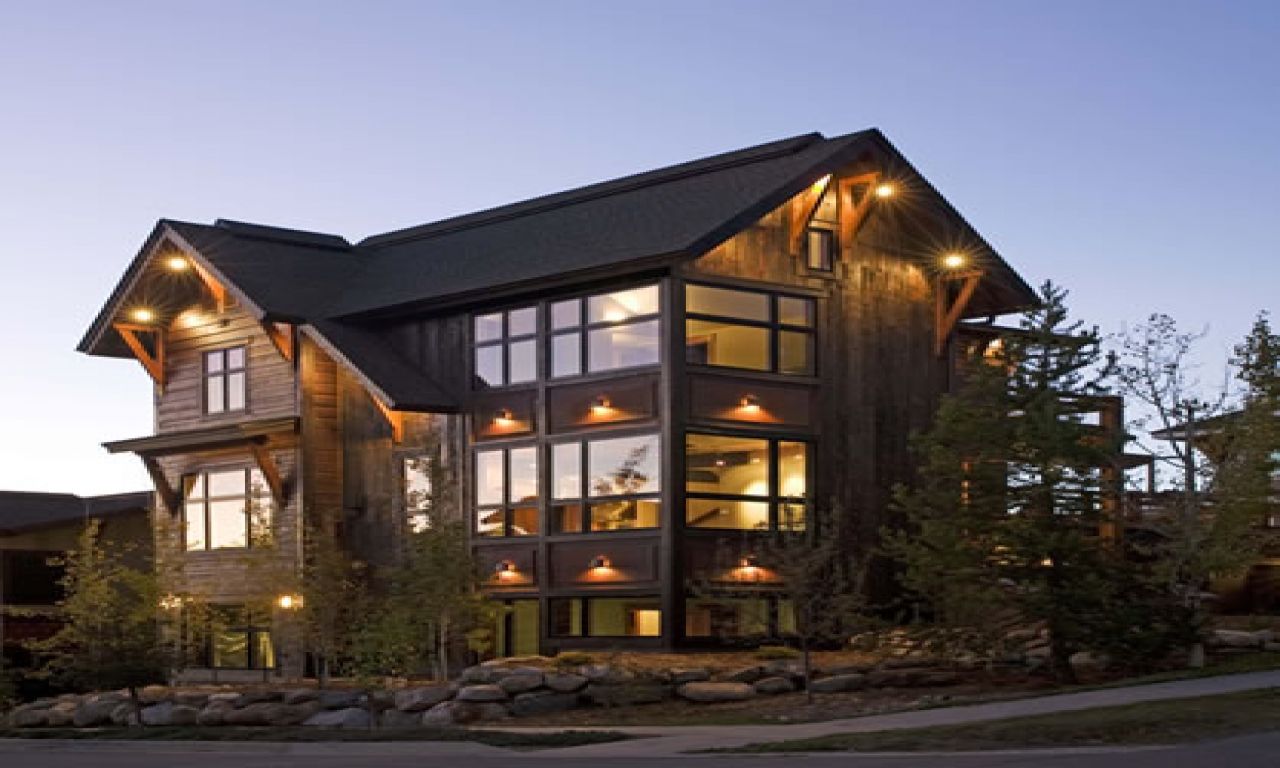 Rustic Mountain Home Plans Rustic Mountain Home Floor
