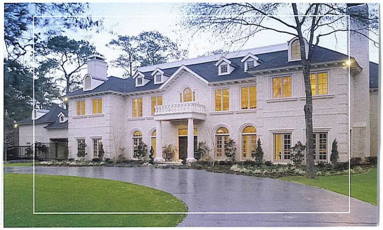 Brick one story house plans traditional brick home designs for Custom estate home plans