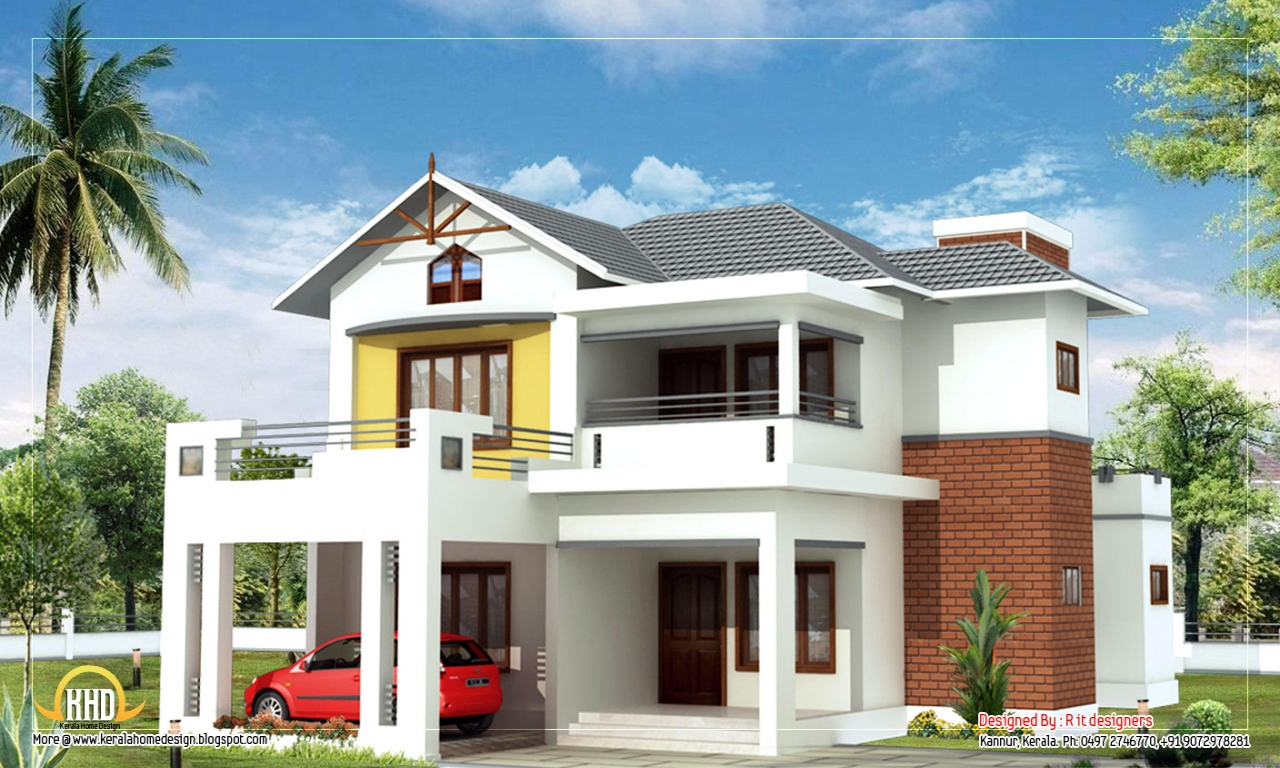 Beautiful 2 storey house beautiful 2 storey house for Beautiful double story houses