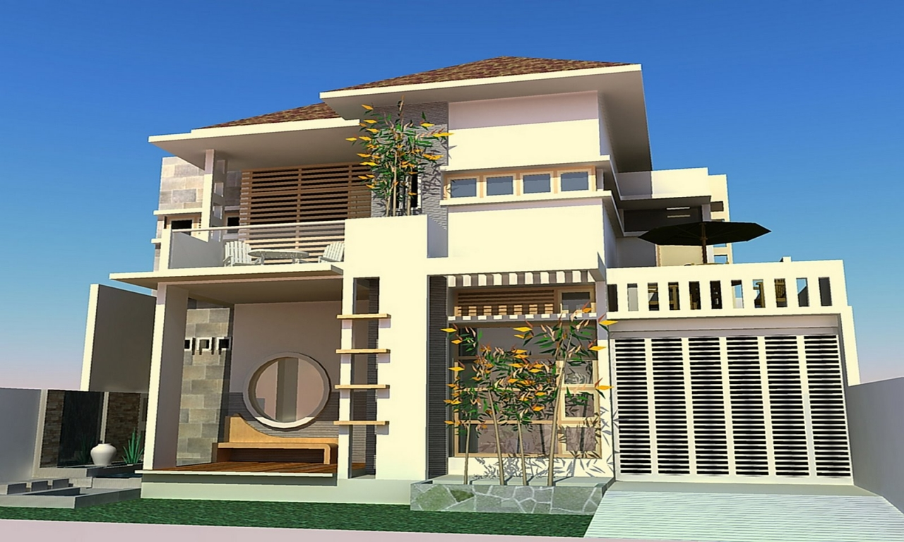 Front wall home design ideas home front design ideas for Home designs ideas
