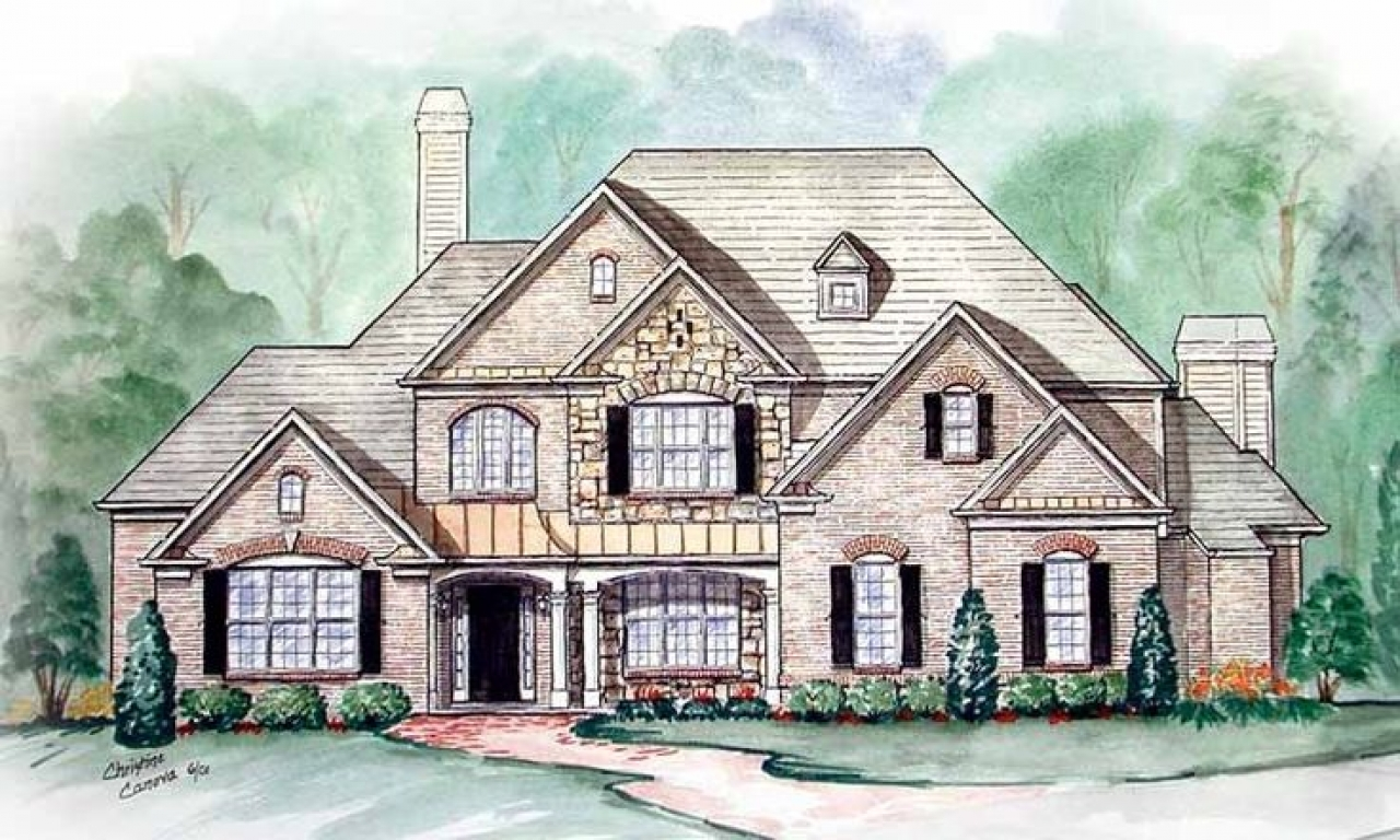 Rustic house plans 3 bedroom eplans french country house for Eplans house plans