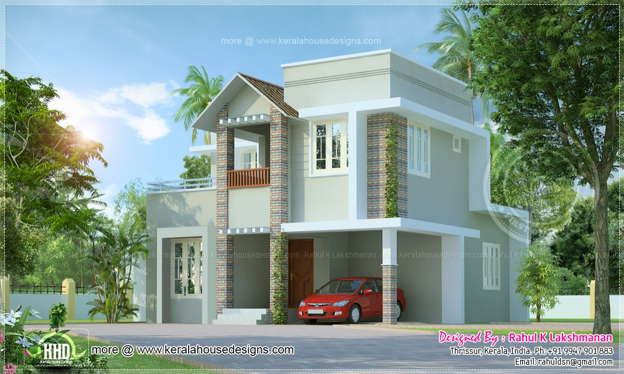 Small House Floor Plans And Designs Small Villa House