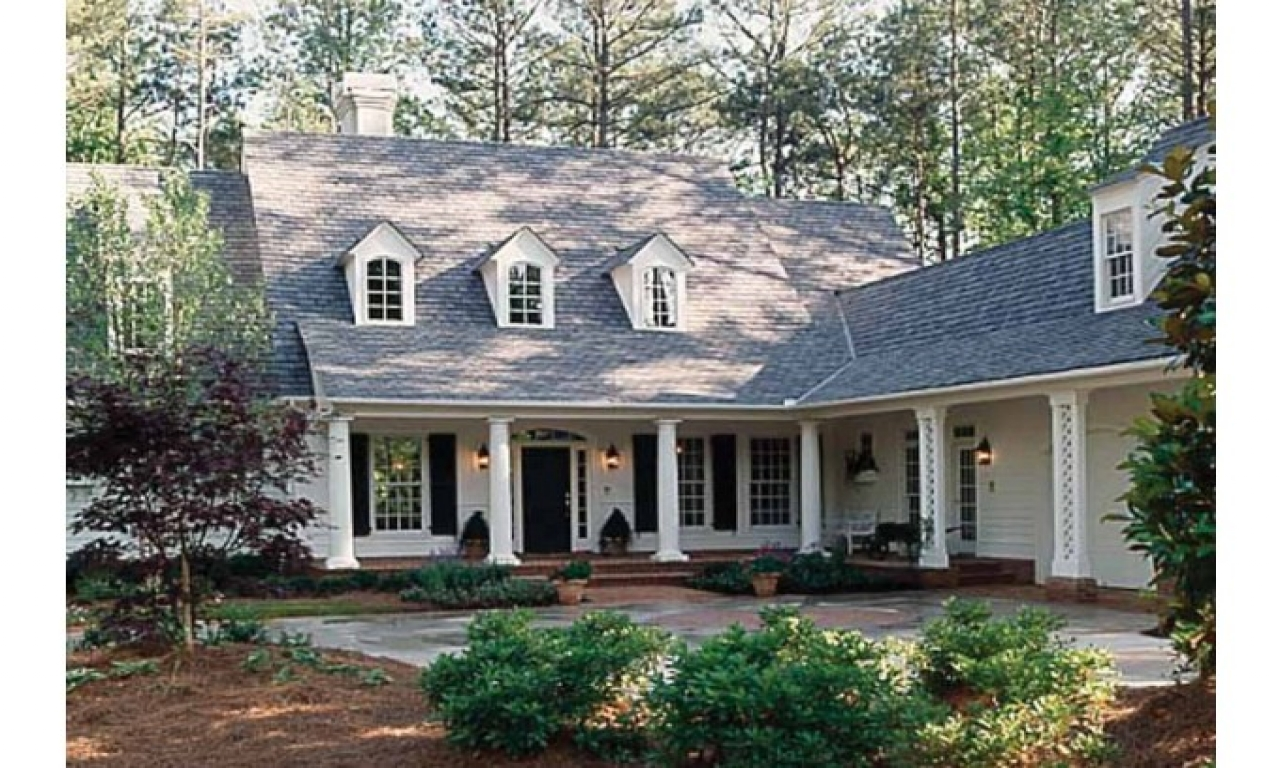 Southern living house plans small house plans southern for House plans with guest houses southern living