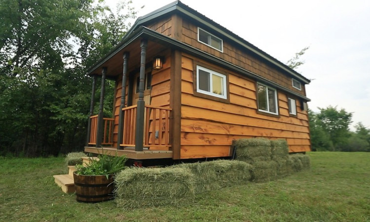 Tiny House Nation Zack Giffin Tiny House Nation Building