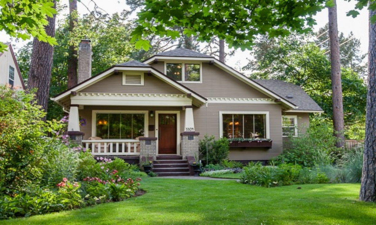 1920s bungalow style house 1920 craftsman bungalow - What is a bungalow style home ...