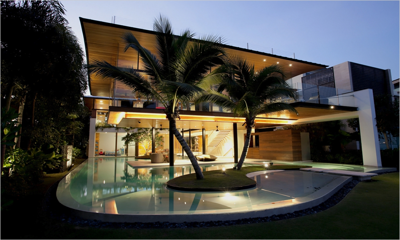 Best architecture house designs inverted house designs for Best beach house designs