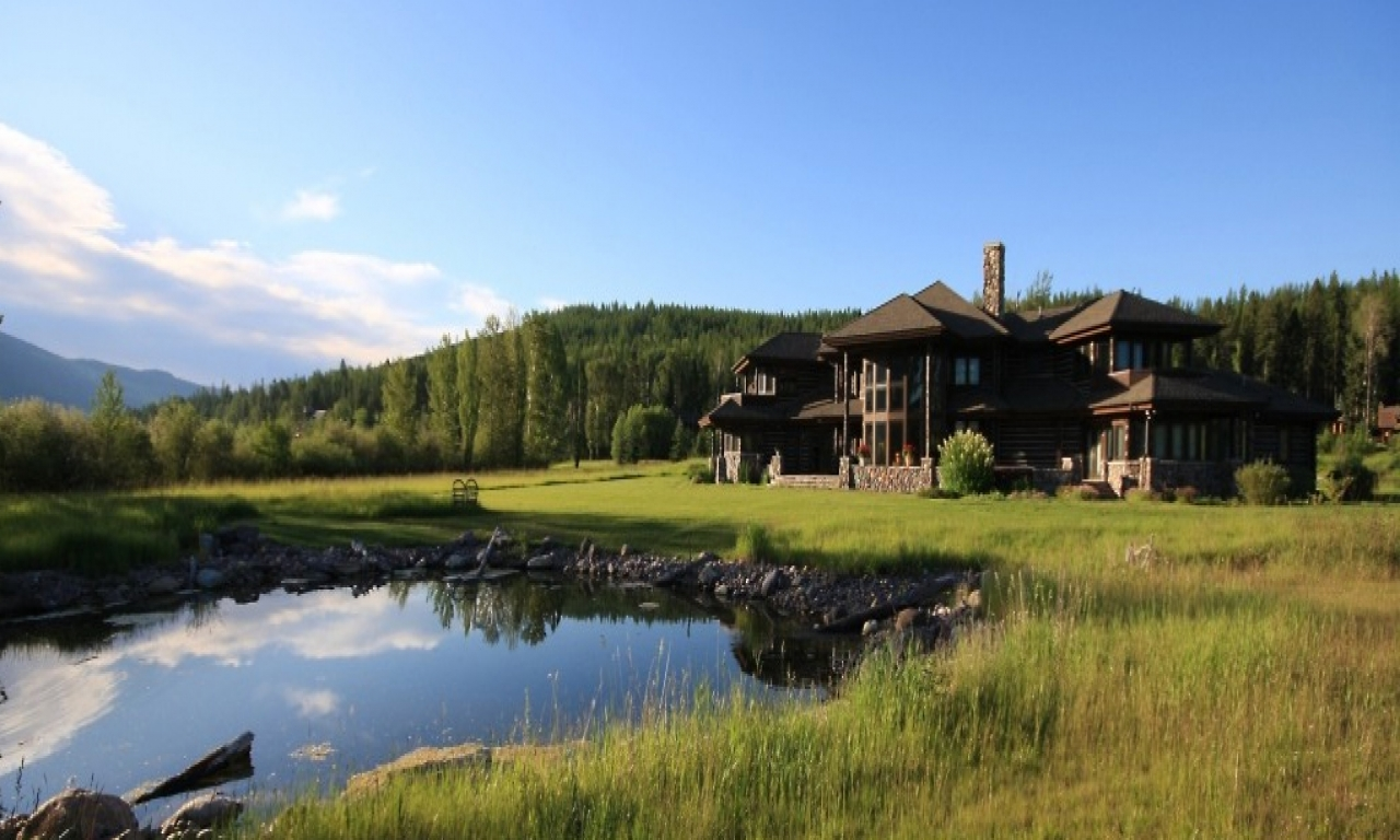 Best Luxury Log Home Luxury Log Cabin Homes For Sale