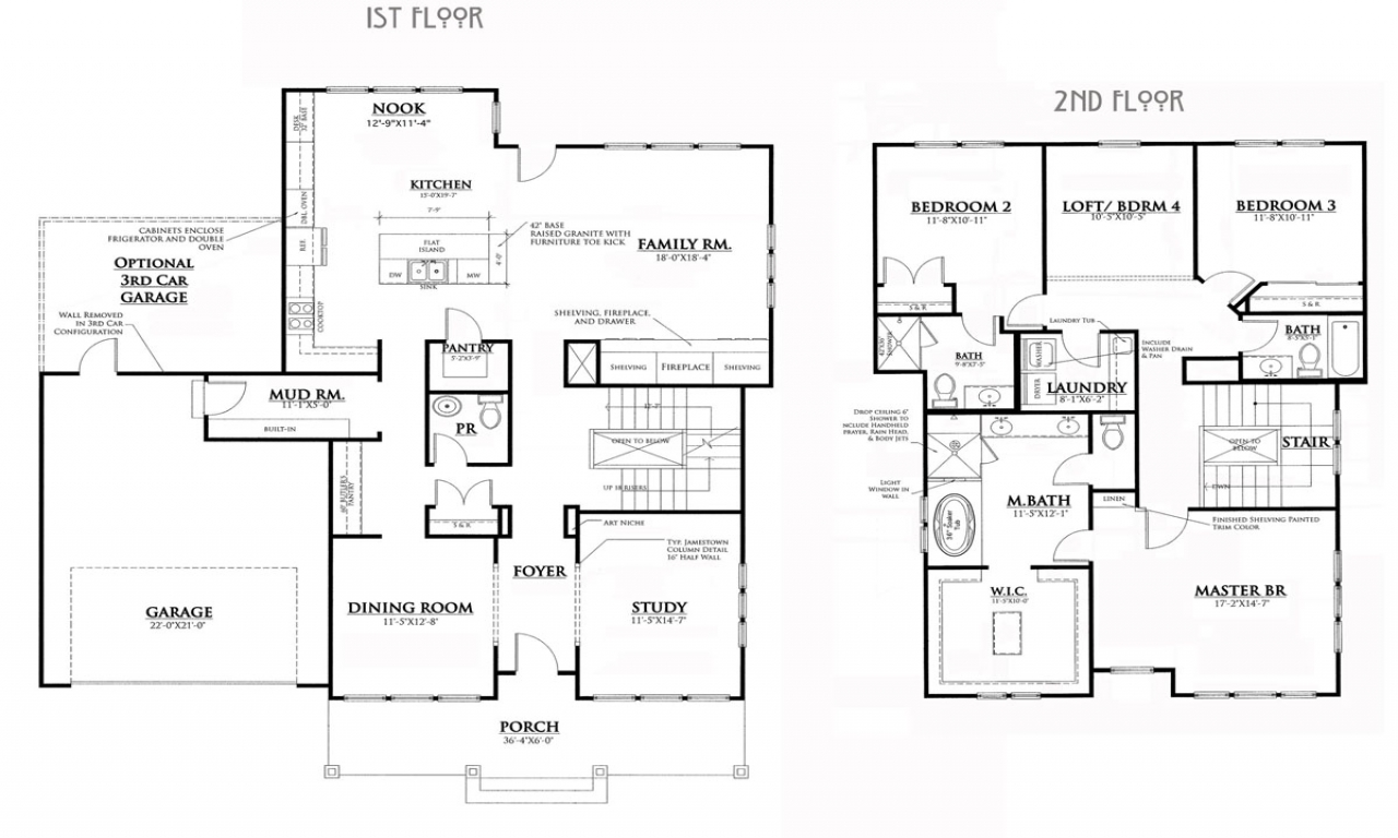 Bungalow house floor plans bungalow house plans with - Upload floor plan and design free ...