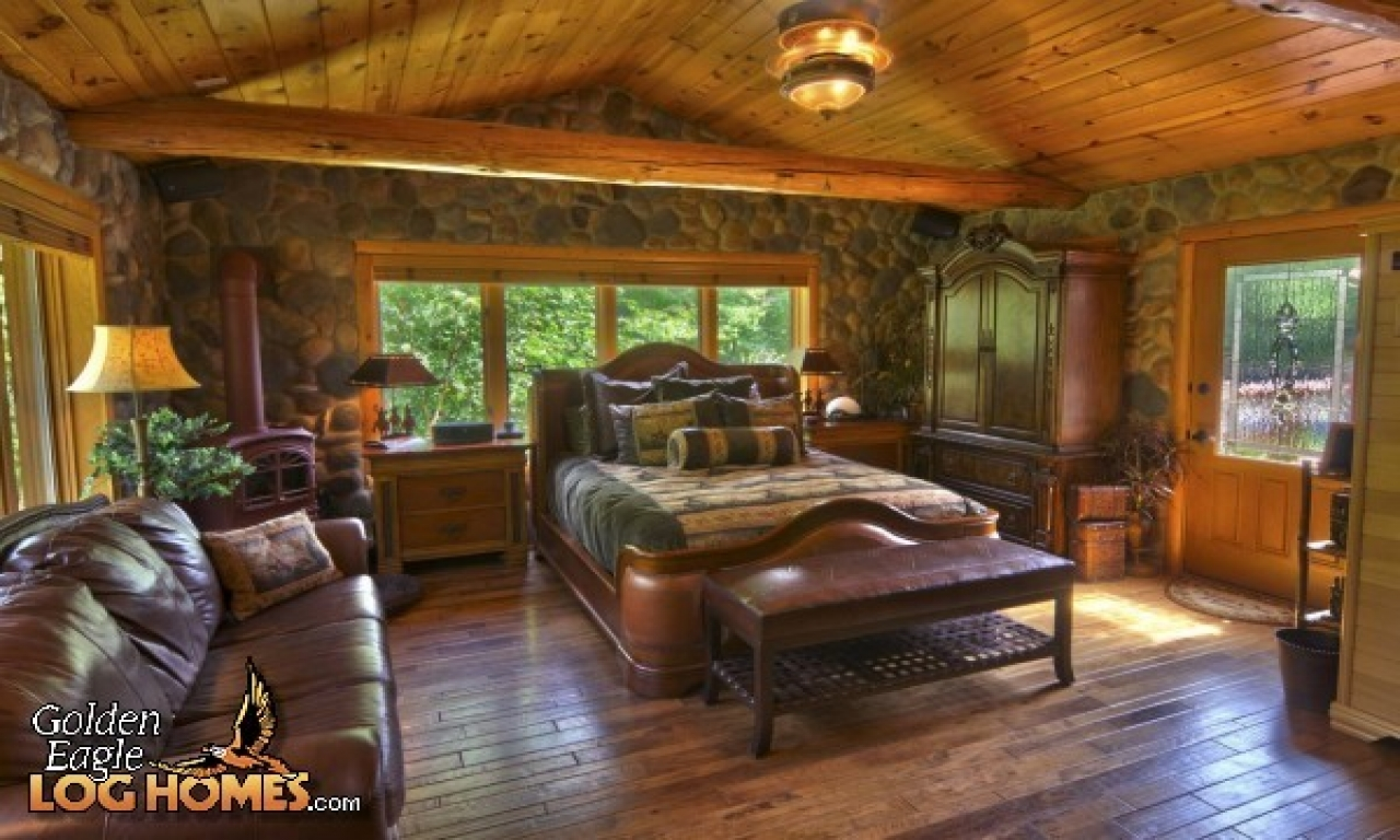log cabin bedroom log cabin bedrooms log home master bedroom log 12155