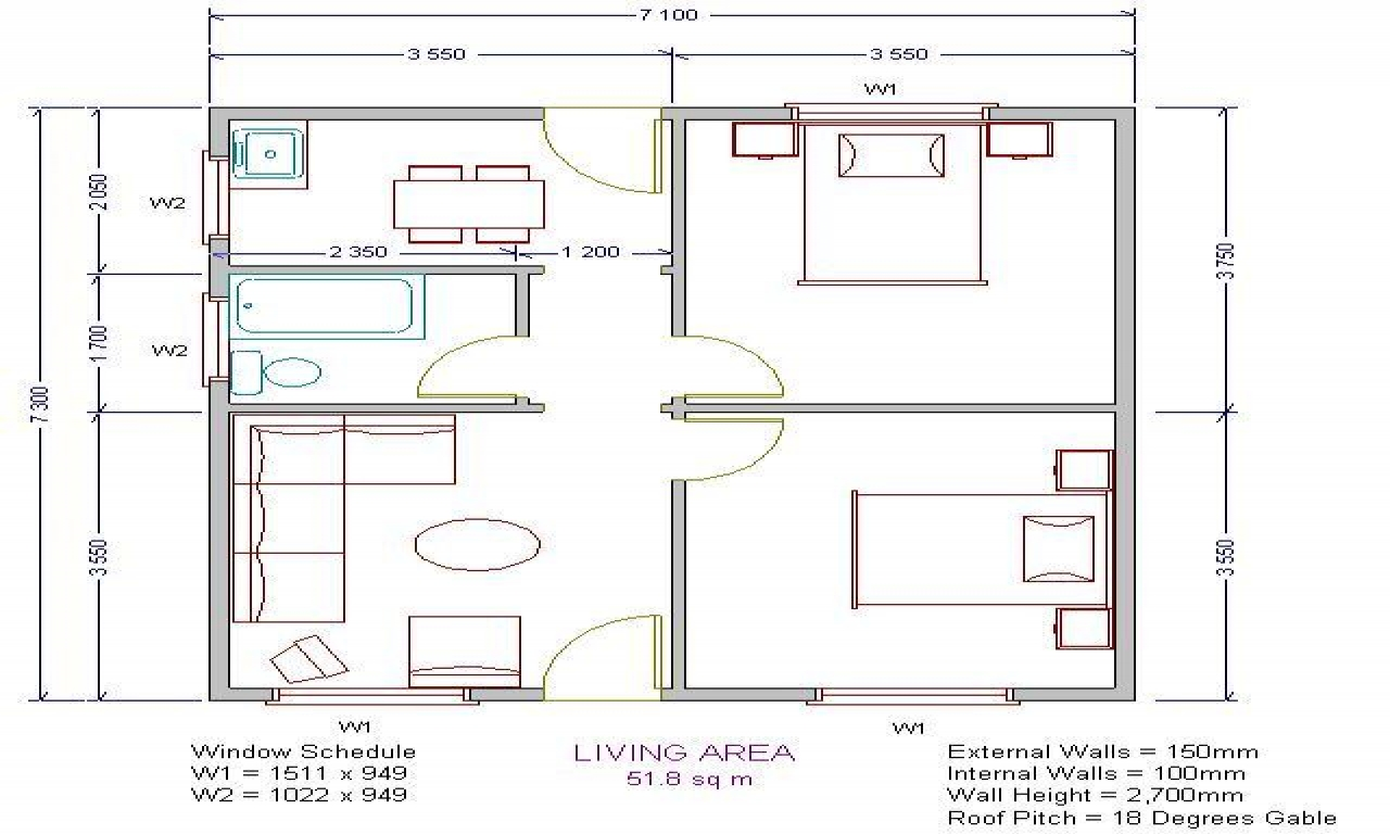 Simple Low Cost House Plans Low Cost House Usa Housing